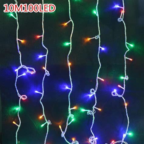 Superior Programmable Rgb Led Christmas Lights #4: 10M-RGB-LED-String-Light-Christmas-Lights-Indoor-Outdoor-Xmas-Tree-Decoration-100-LEDs-Waterproof-Holiday.jpg
