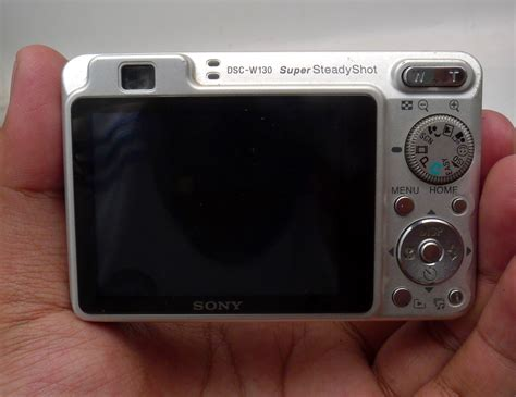 Jual Kamera Digital by Jual Kamera Digital Bekas Sony Dsc W130 Jual Beli Laptop