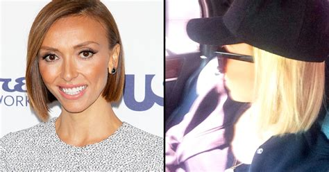 why did giuliana cut her hair why did giuliana cut her why giuliana rancic cut her hair why giuliana rancic cut