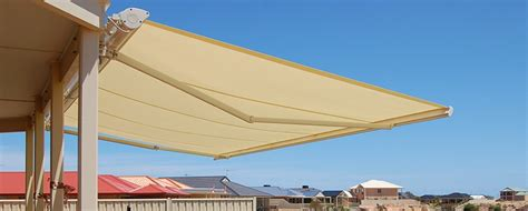 folding arm awnings buy folding arm awnings online from half price blinds