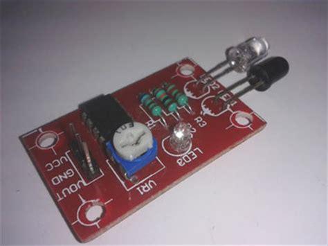 photodiode pair arduino line follower robot code and circuit diagram