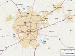 map of san antonio state map of usa united states maps
