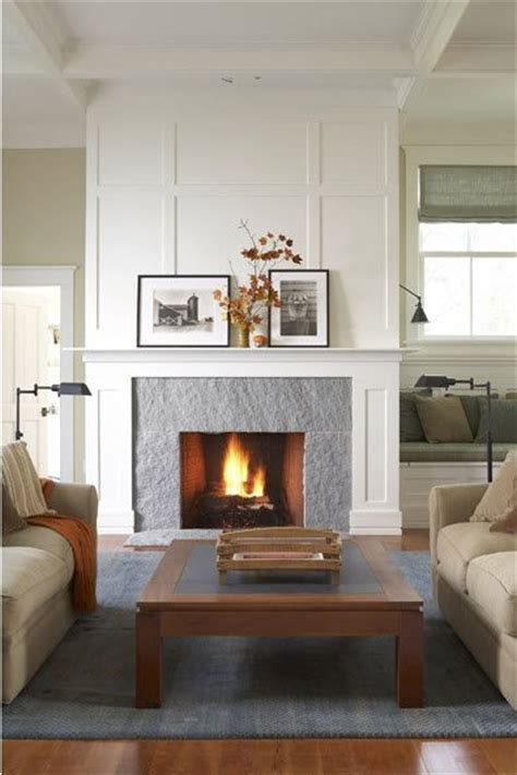 board and batten the fireplace home decor