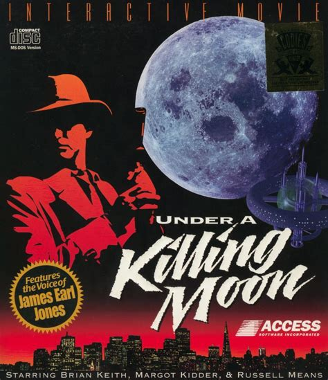 Pdf Killing Moon Cover by A Killing Moon For Dos 1994 Mobygames