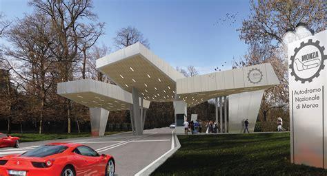 ingressi parco di monza nuovo ingresso autodromo monza 171 architettura davide