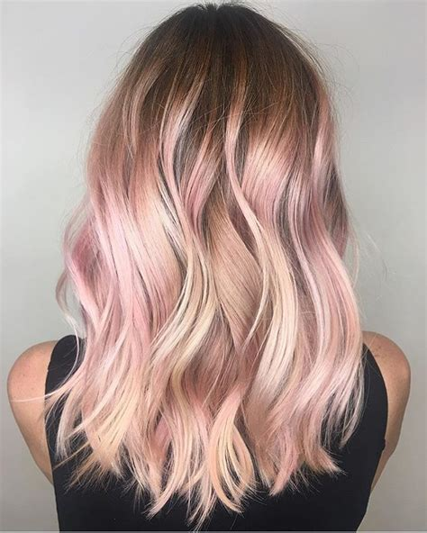 which hair color from sallys rose gold 21 rose gold hairstyles that are total hair goals hair