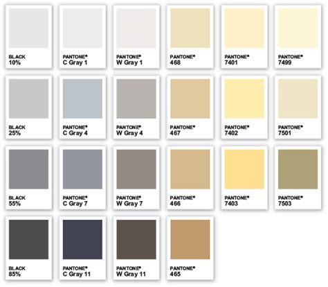 Color Crema Pantone by Colors