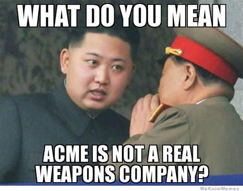 Kim Jong Meme - killingtime cifunderground