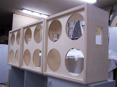 How To Build A Guitar Cabinet 4x12 by S 6x12 Guitar Cabinet Page 2 The Gear Page