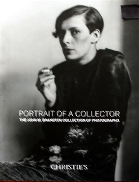 new york portrait of ih christies new york portrait of a collection the john m bransten collection of photographs