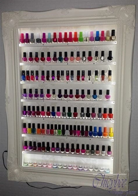 Nail Display by 25 Best Ideas About Nail Holder On