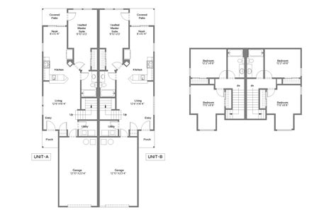 Architectural Floor Plan Floor Plan With Autocad Drawings Architectural Design Using Autocad