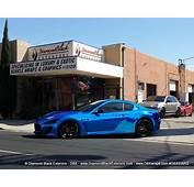 Maserati GranTurismo MC Wrappedin Blue Chrome By DBX