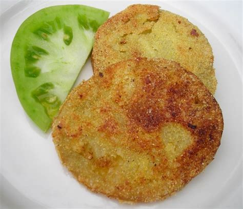 fried green tomatoes free recipe network