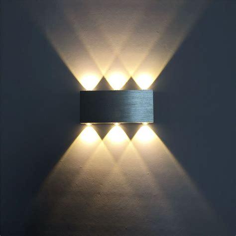 design wandleuchte  led wandlampe flurlampe wandstrahler