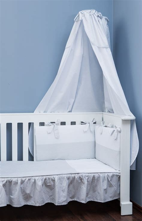 Grey Valance Sheet valance sheet for cot bed grey stripes collection