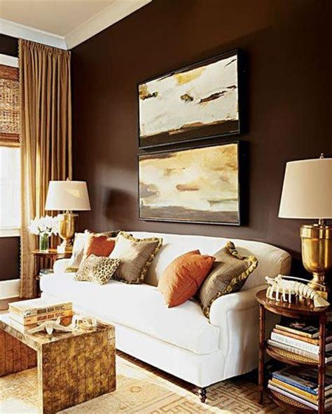 Gold And Brown Bedroom Ideas by Gold Brown Living Room For Home