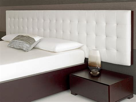 Headboard Of A Bed Baltazar Walnut Bed White Headboard Modern Headboards
