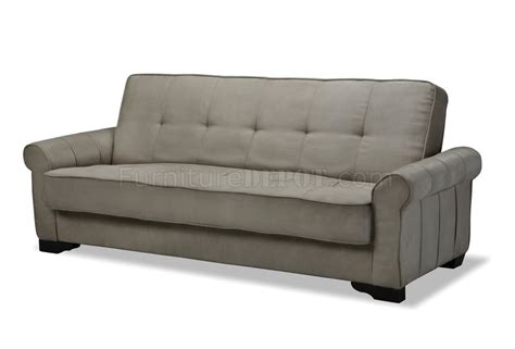 sofa sleeper with storage delux mocha microfiber sleeper sofa with storage