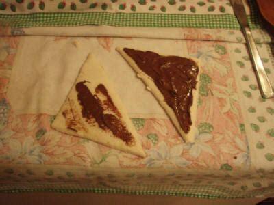 tostapane nutella toast dolci