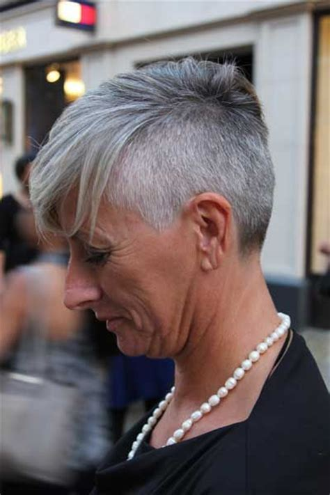 grey hair over 50 pdf 17 best images about short gray hair on pinterest