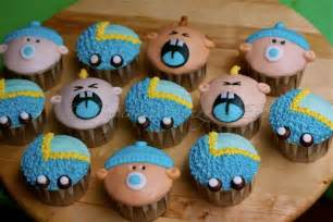 boy s baby shower cupcakes frenzy