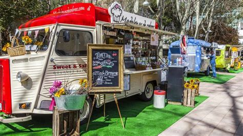 Green Gray by 10 Step Plan For How To Start A Mobile Food Truck Business