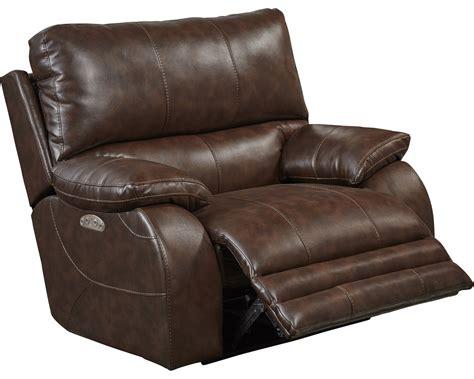 catnapper power recliner catnapper sheridan power headrest power lay flat recliner