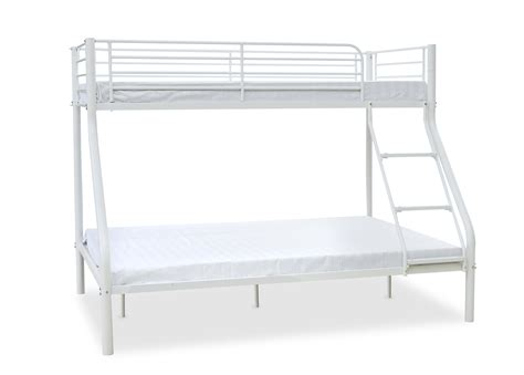 triple sleeper bunk beds uk palmdale triple sleeper bunk bed visco therapy