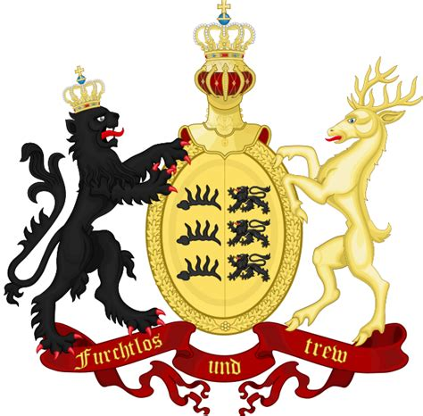 stuttgart coat of arms all about royal families royal families in germany