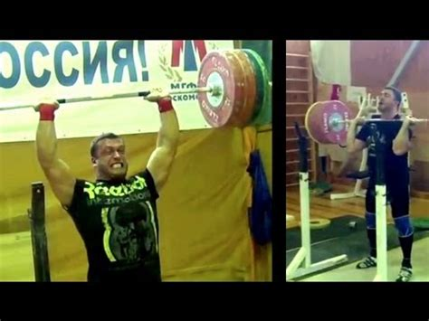 dmitry klokov bench press berestov press 150kg doovi