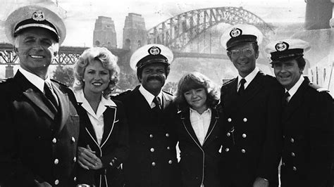 the one where captain stubing spoke to cruise in review - Where Was The Love Boat Filmed