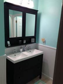 dual sinks small bathroom best 25 small vanity ideas on