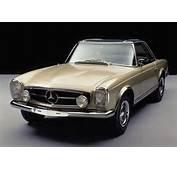 Histoire Auto  La Saga Mercedes SL