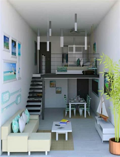 desain interior rumah minimalis  lantai mezzanine  inspirasi desain arsitektur