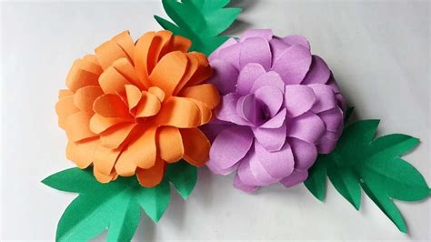 diy paper flowers craft craft paper flowers craft get ideas