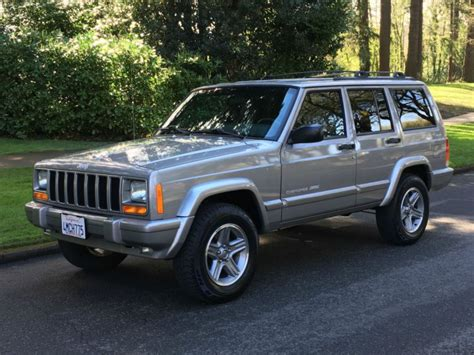 2000 jeep classic sell used 2001 jeep cherokee limited in randolph iowa