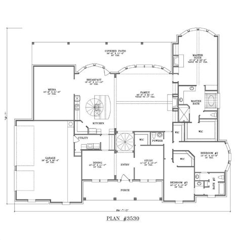 one story floor plans with porch simple one story house plans with porches 2017 house