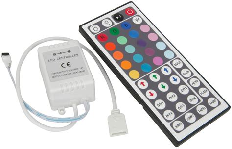 Led Rgb Remote wireless ir remote for led smd rgb 44