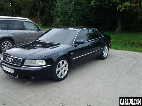 2001 audi a 2001 audi a8 information and photos zombiedrive