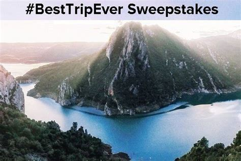 Travel And Leisure Sweepstakes - travel leisure besttripever sweepstakes sweepstakesbible
