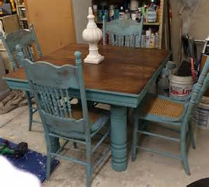 Painted Kitchen Table And Chairs Hometalk Table Shinn Fisher S Clipboard On Hometalk