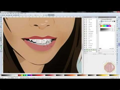 inkscape tutorial advanced convert image to vector inkscape