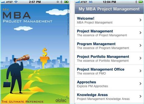 Best Mba App Exle by Best Project Management Apps For Iphone Ipod Touch