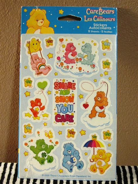 Care Stickers