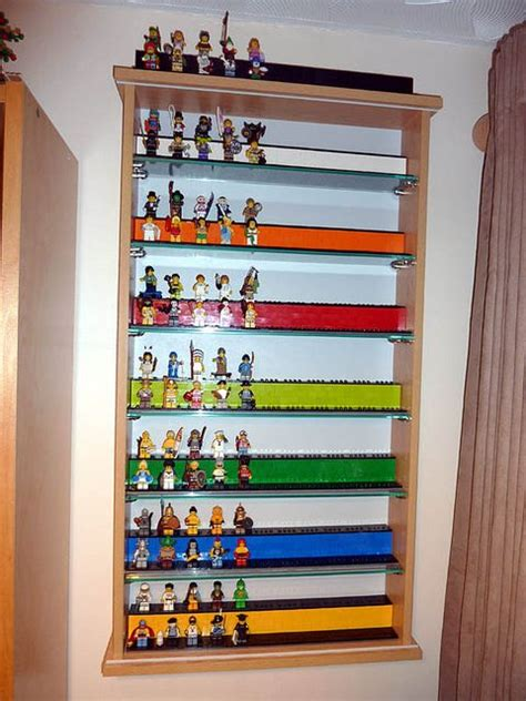 25 best ideas about lego display on mini