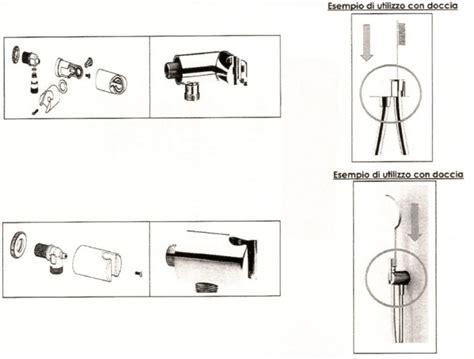 tubi per doccia 4 di leghe di rame accessori per tubi per esempio