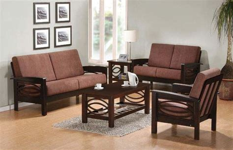 Modern Wooden Sofa Set Designs Pictures Of Wooden Sofa Sets Modern Design Sofa Menzilperde Net