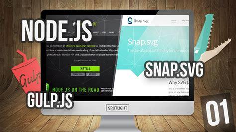 node js gulp tutorial highlight 01 node js categorical js gulp js snap