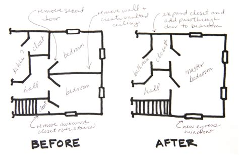 Master Bedroom Bathroom Floor Plans Master Bedroom Then Amp Now Blog Homeandawaywithlisa